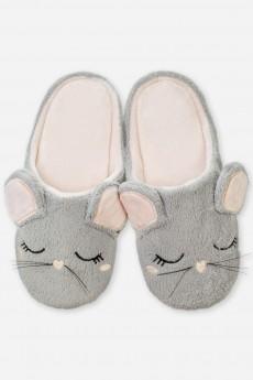 Тапочки домашние женские «Мышка-милашка»