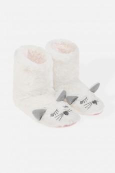 Тапочки домашние женские «Мяу»