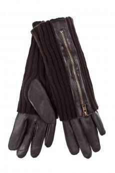 Перчатки кожаные «Марли»