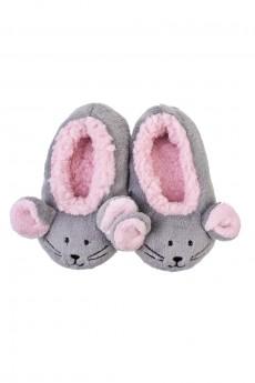 Тапочки домашние детские «Мышеньки»