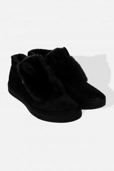 Ботинки женские «Ушки»