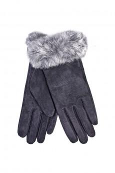 Перчатки замшевые «Маргарет»