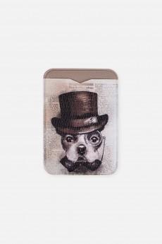 Держатель для карточек «Джентльмен»