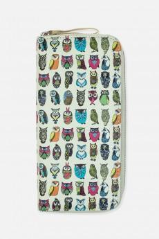 Кошелек «Цветные совики»