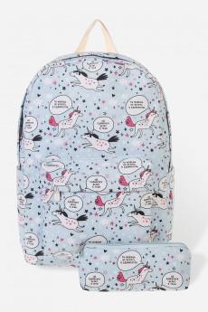 Рюкзак «Единороги»