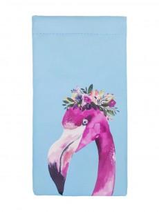 Чехол для очков «Фламинго»