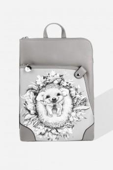 Рюкзак «Довольный ежик»