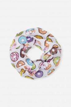 Повязка на голову «Пончики»