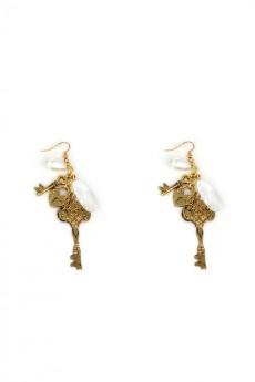 Серьги «Ключи»