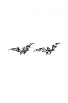 Серьги «Летучие мыши»