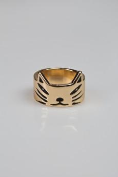 Кольцо «Киска»