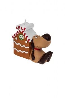 Свеча «Пряничный пес»
