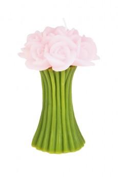 Свеча «Букет роз»