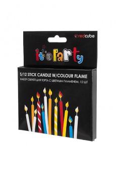 Набор свечей для торта «Вечеринка»