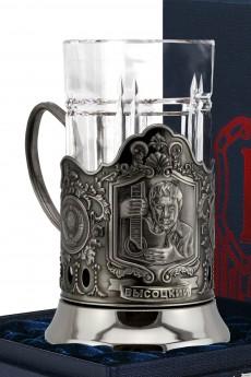 Набор для чая с подстаканником «Высоцкий»