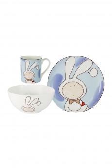 Набор для завтрака «Зайчонок»