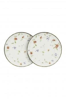Набор тарелок «Флёр»