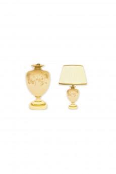 Лампа настольная «Нефрит»