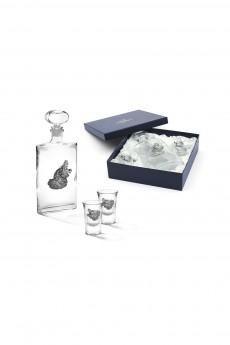 Набор подарочный для водки «Медведь»