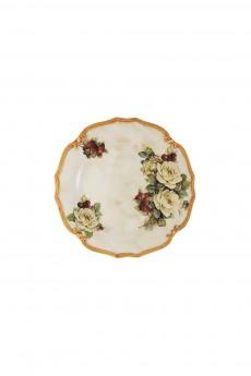 Блюдо «Роза и малина»