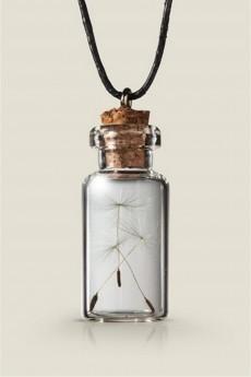Ключница бутылочка «Одуванчик»