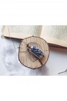 Кулон «Лаванда»