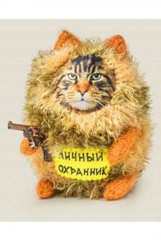 Игрушка «Котик Личный охранник»