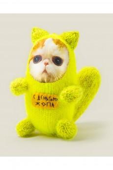 Игрушка «Котик С деньгами Ж»