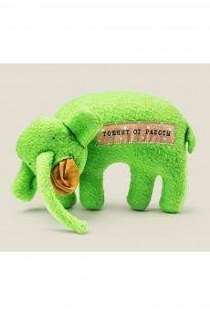 Игрушка «Слон Тошнит от работы»
