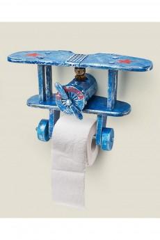 Держатель для туалетной бумаги «От винта»