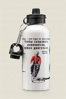 Бутылка для воды «Эйнштейн»