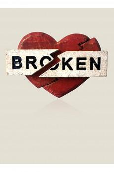 Значок «Сердце разбито»