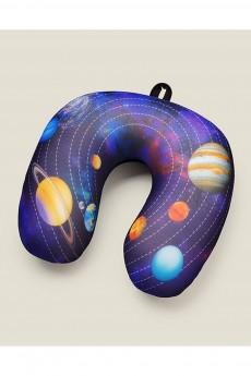 Подушка для шеи «Ты - центр Вселенной»