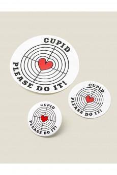 Набор мишеней для купидона «Cupid please do it»