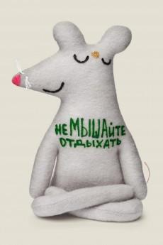 Игрушка мышь «Не МЫШайте отдыхать»