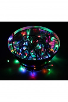Гирлянда 10 м, 80 LED, цвет мультиколор «Твинкл Лайт»