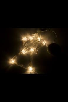 Фигура светодиодная на присоске «Ангелок»