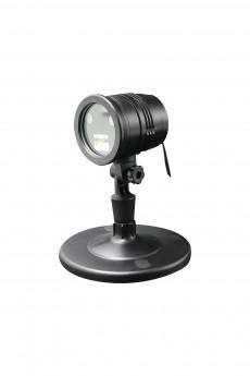 LED проектор, цвет RGBW, 12В «12 слайдов»