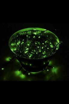 Гирлянда 10 м, 100 диодов, цвет зеленый «Твинкл Лайт»