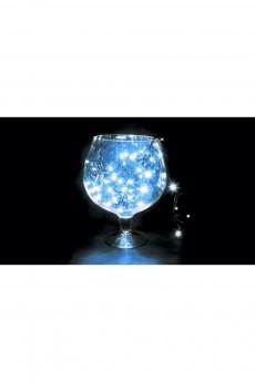 Гирлянда 10 м, 100 диодов, цвет голубой «Твинкл Лайт»
