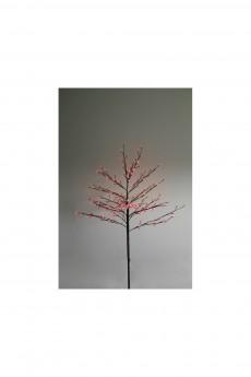 Дерево комнатное  красного цвета «Сакура»