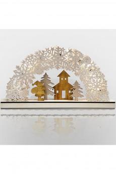 Украшение для интерьера с подсветкой «Рождественская сказка»