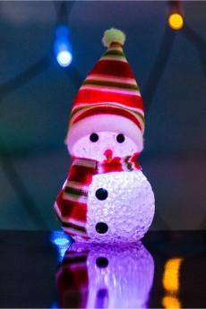 Фигура светодиодная «Снеговик»