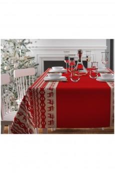 Скатерть «Рождественский узор»