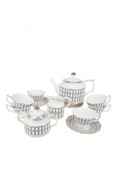 Чайный сервиз «Кружева»