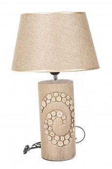 Лампа настольная «Ракушка»