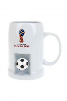 Кружка пивная «FIFA World Cup RUSSIA 2018 - Символика ЧМ»