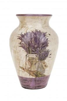 Ваза для цветов «Букет лаванды»
