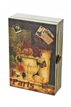 Ключница декоративная «Париж»