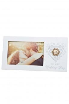 Рамка для фото «Wedding day»